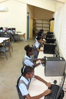 Computers Installed at Belmont Academy
